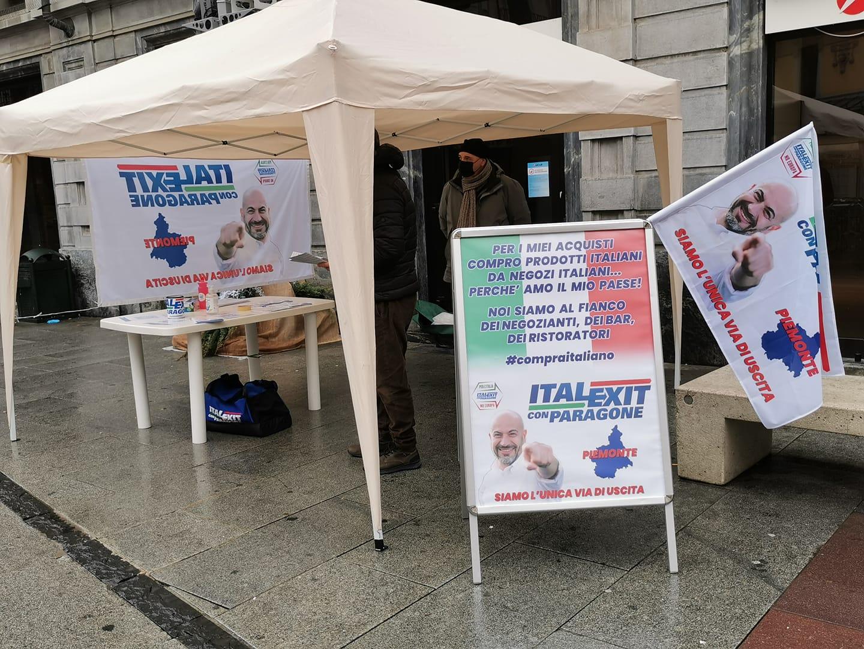 Gazebo Italexit TORTONA